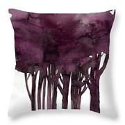 Tree Impressions 1j Throw Pillow
