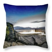Tromso Throw Pillow