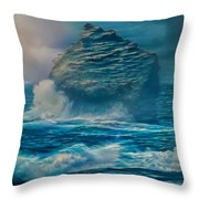Tropical Daydream Td-39 Throw Pillow