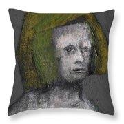 Tudor Portrait Throw Pillow
