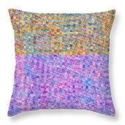 Unhinged Pompadour Ecto Throw Pillow