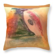 Untitled -  2  Throw Pillow