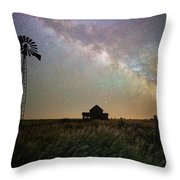 Up In The Country  Throw Pillow