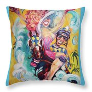 Uplyfted  Throw Pillow