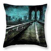 Urban Grunge Collection Set - 01 Throw Pillow