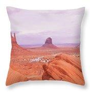 Usa Utah Monument Valley Scenic By Vstock
