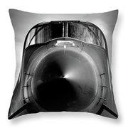 Usaf B1b 1 Throw Pillow