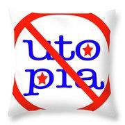 Utopia Throw Pillow