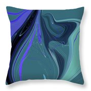 Venetian Dreams Throw Pillow by Gina Harrison