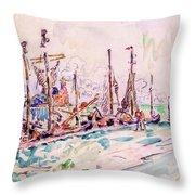 Venice - Digital Remastered Edition Throw Pillow