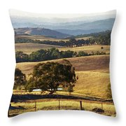 Victoria Countryside Layers Throw Pillow