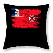 Wallis Futuna Shirt Gift Country Flag Patriotic Travel Oceania Light Throw Pillow