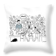 What Throw Pillow