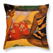 What New 1892 Throw Pillow