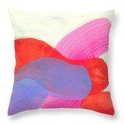 What To Say? Throw Pillow