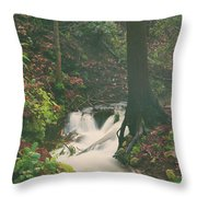 When I Feel Your Love Throw Pillow