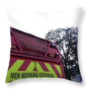 Where For Example Throw Pillow