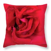 Whisper Of Passion Throw Pillow
