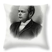 William Windom Throw Pillow