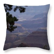 Yaki Point Throw Pillow