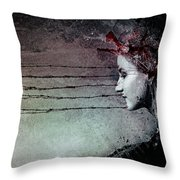 You Promised Me A Symphony Throw Pillow