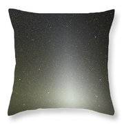 Zodiacal Light Seen From Paranal Throw Pillow