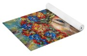 The Loving Angel Yoga Mat