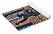 001 American Doughboy Over The Top To Victory Yoga Mat