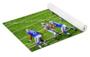 0010 Buffalo Bills Vs Jets 30dec12 Yoga Mat