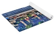 0022 Visual Highs Of The Queen City Yoga Mat