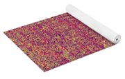 0116 Abstract Thought Yoga Mat