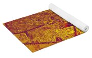 0119 Abstract Thought Yoga Mat