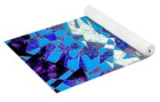 0137 Abstract Thought Yoga Mat