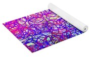 0144 Abstract Thought Yoga Mat