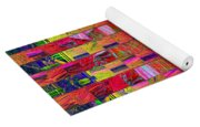 0337 Abstract Thought Yoga Mat