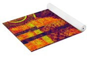 0482 Abstract Thought Yoga Mat