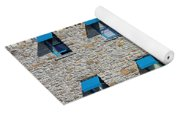 0547 Windows Yoga Mat
