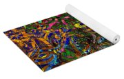 0629 Abstract Thought Yoga Mat