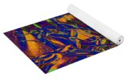 0630 Abstract Thought Yoga Mat