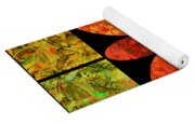 0804 Abstract Thought Yoga Mat