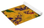 0859 Abstract Thought Yoga Mat