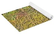 0872 Abstract Thought Yoga Mat