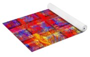 0890 Abstract Thought Yoga Mat