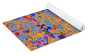 0930 Abstract Thought Yoga Mat