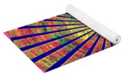 0966 Abstract Thought Yoga Mat