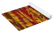 0280 Abstract Thought Yoga Mat