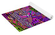 0317 Abstract Thought Yoga Mat