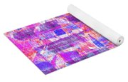 0397 Abstract Thought Yoga Mat