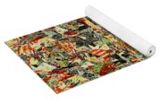 0415 Abstract Thought Yoga Mat