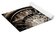 1913 Isotta Fraschini Tipo Im Wheel Yoga Mat